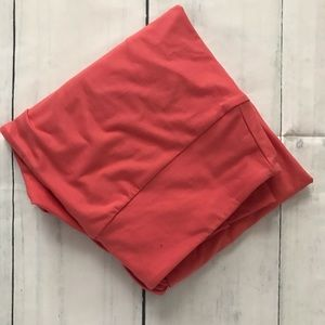 Coral LuLaRoe Leggings TC